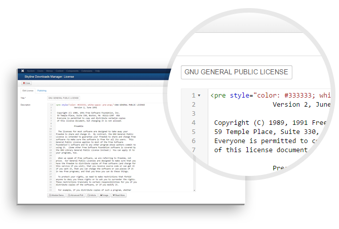Document License