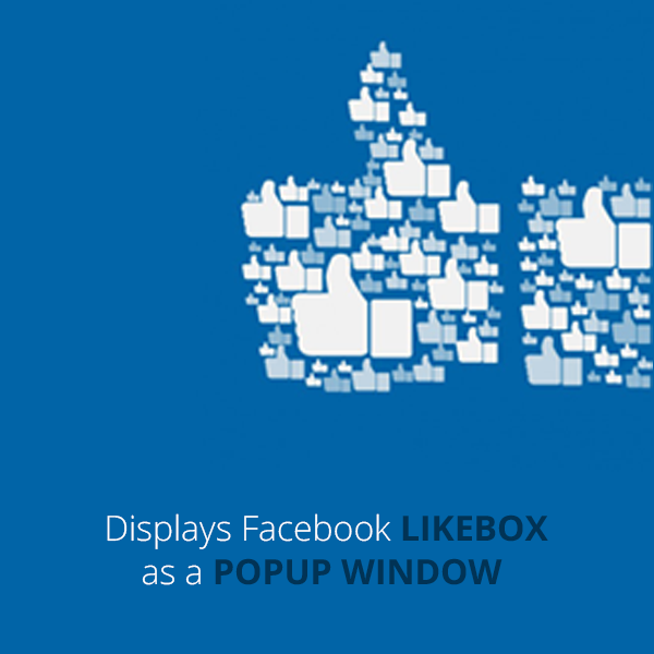 Facebook LikeBox Popup