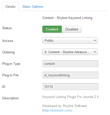 Sl keyword linking plugin details option j30.png