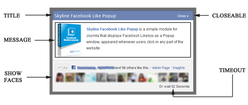 Sl facebook likebox popup display frontend admin.png