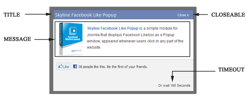 Sl facebook likebox popup display frontend user.png