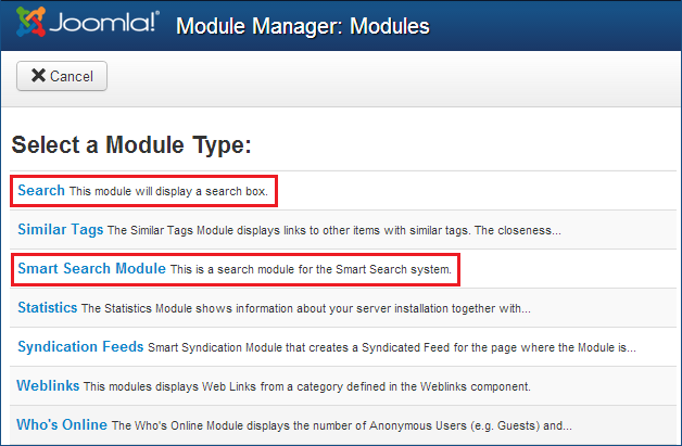 Extcms new search modules.png