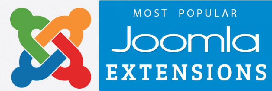 [Infographic] Most popular Joomla extensions