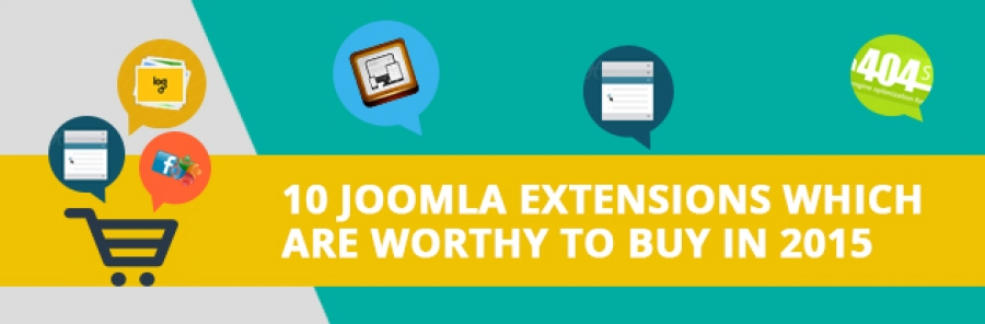 10 Joomla Extensions Which Are Worthy to Buy In 2015