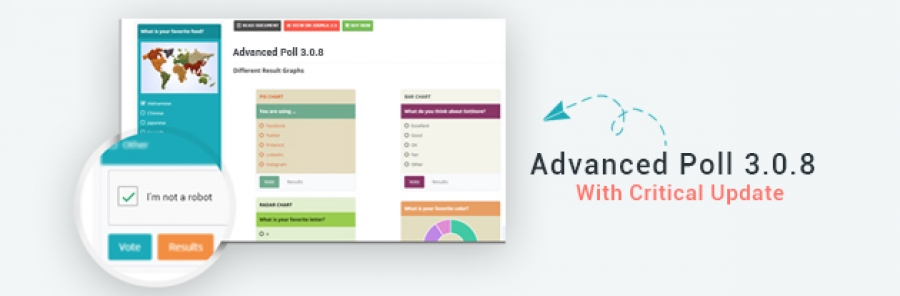 [Announcement] Significant Release of Advanced Poll 3.0.8 on ExtStore