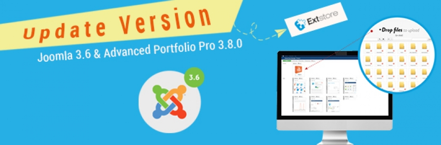 [Announcement] The Releases of Joomla 3.6 & Advanced Portfolio Pro 3.8.0