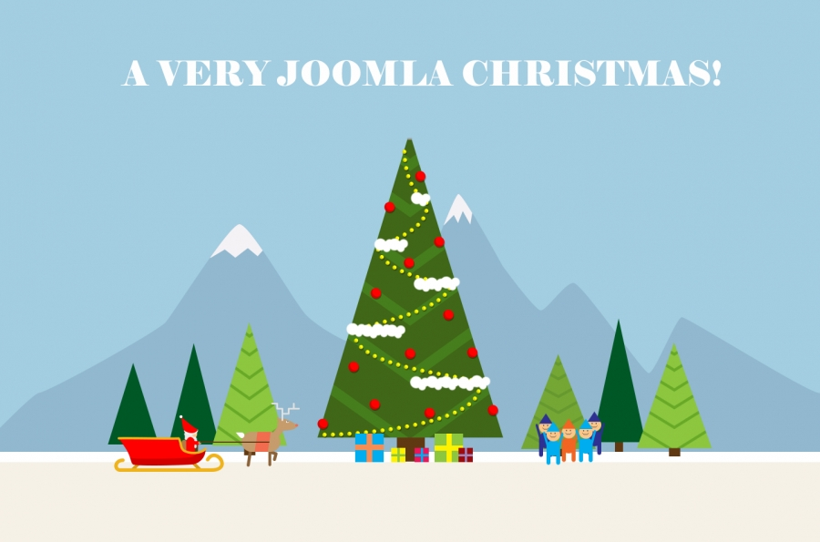 Decorating your Joomla site with free stuff